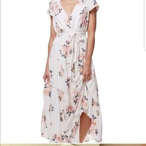 Free people all I got maxi with tags floral